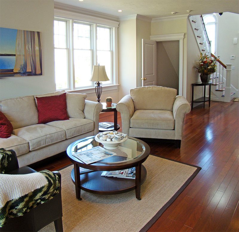 Exceptional Luxury Cape Cod Condos, Priced To Sell With Real Value U2013 Here  Are The ADVANTAGESu2026 Living Room